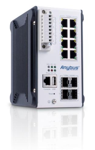 HMS Networks新的Anybus® Switches和Wireless Routers为未来的无线架构打开了大门