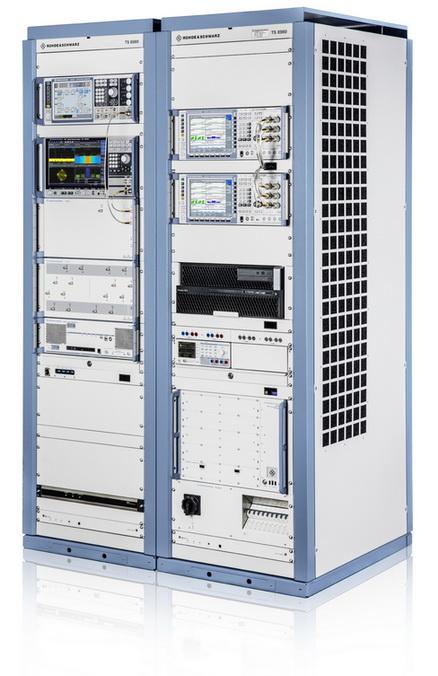 罗德与施瓦茨公司的R&S TS8980完成首批5G射频一致性测试认证