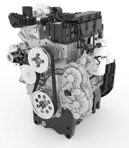 FPT INDUSTRIAL推出F28多动力发动机,用于紧凑型农业设备
