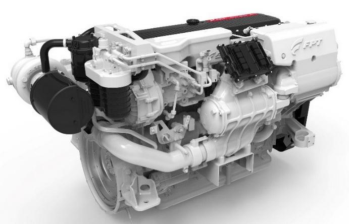 FPT INDUSTRIAL凭借两款全新商用船应用发动机扩展了船用产品线