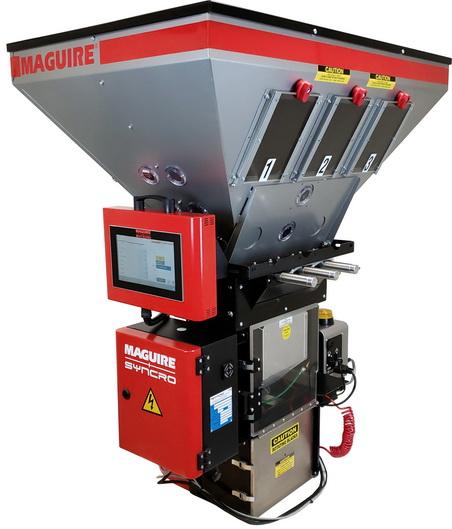 吹膜模块化挤出控制系统可最大限度地提高新的和现有生产线的生产效率