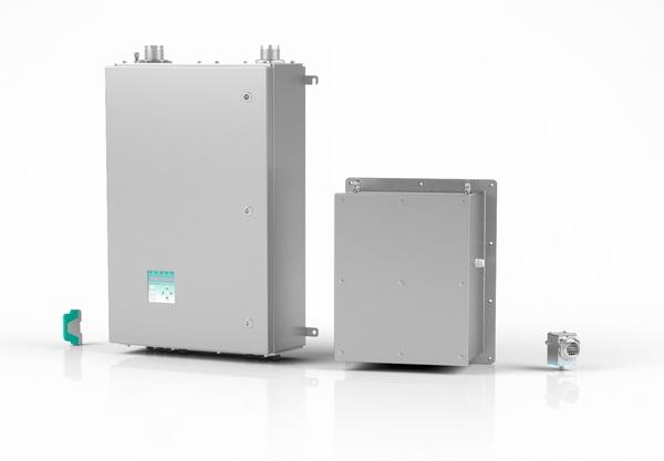 倍加福推出6100系列电机吹扫系统