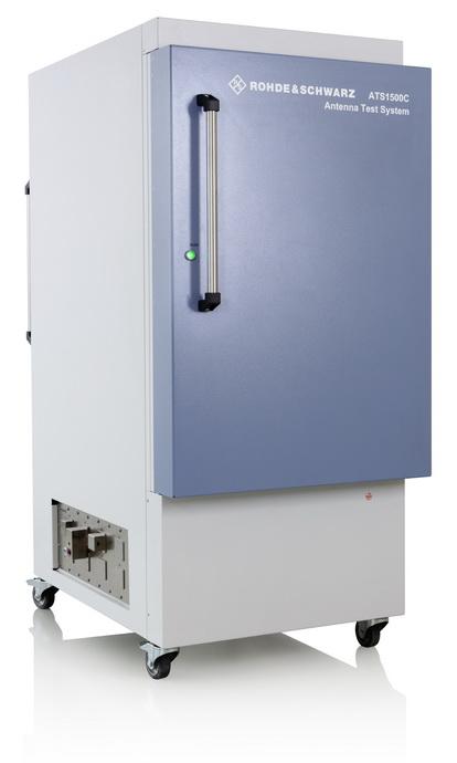 罗德与施瓦茨推出高精度测试暗室,助力下一代汽车雷达芯片的研发