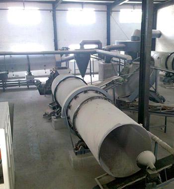 废液半喷浆有机肥设备
