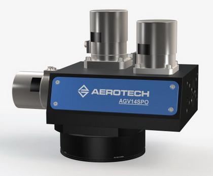 AGV-SPO 高性能单轴点扫描振镜