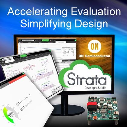 安森美半导体在Embedded World 2019展示 新的、云联接的Strata Developer Studio™