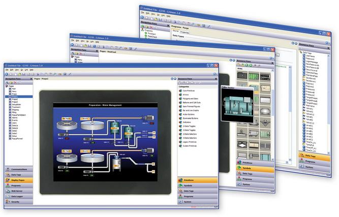 红狮控制宣布Crimson 3.1新增可用于OPC统一架构的增强型功能