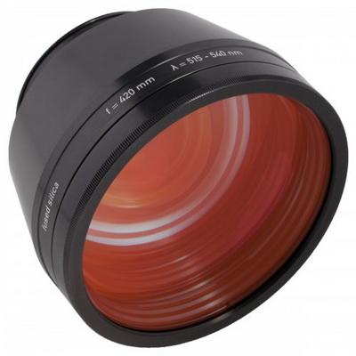 埃赛力达推出波长为515-540nm的F-Theta Ronar 420mm透镜