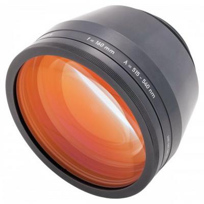 Qioptiq推出F-Theta-Ronar 160mm透镜 提供高精度且光斑尺寸小的短焦距