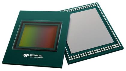 Teledyne e2v宣布推出用于高速扫描和嵌入式视觉解决方案的新型500万像素CMOS成像传感器