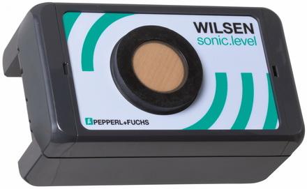 物联网中的料位管理 - 倍加福推出物联网传感器WILSEN.sonic.level