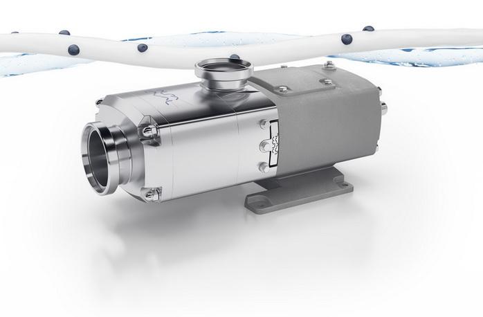 阿法拉伐新型耐用双螺杆泵,运行精确安静
