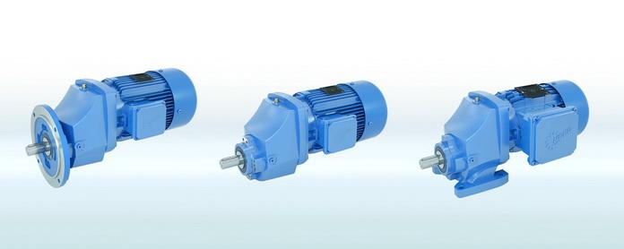 诺德推出全新NORDBLOC.1单级斜齿轮减速电机