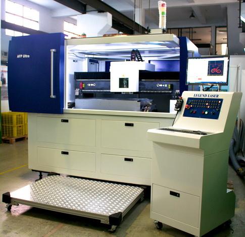 NUM Flexium+ CNC 平台助力金属板激光切割系统,实现 ±10μm 超高精度