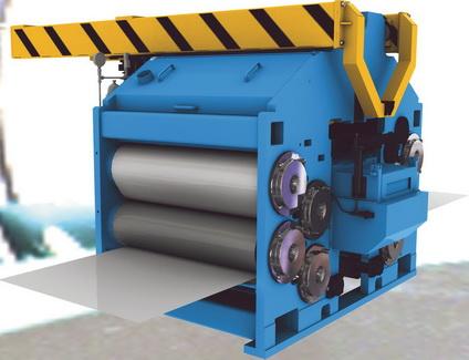REDEX拉矫机首次用于国内镀锡生产线,助力宝钢开拓国际市场
