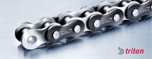 高科技涂层防止腐蚀和磨损:iwis推出新型b.triton高性能滚子链