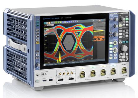 R&S RTP高性能示波器平台扩展带宽至16GHz