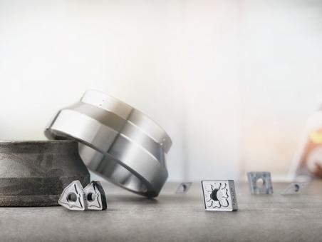 山高刀具宣布推出用于不锈钢车削的新型 Duratomic® TM 材质等级