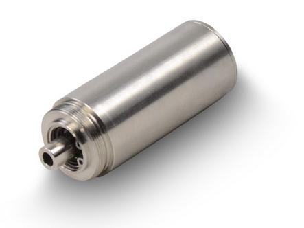 适用于外科手术的新款有槽无刷电机 提供超过 500 次消毒循环