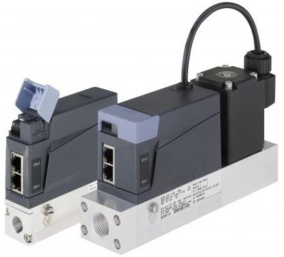 宝帝展出符合 USP VI 级、FDA 和 EC 1935认证的气体质量流量控制器(MFC)
