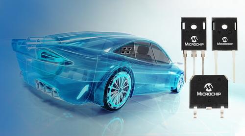 Microchip 推出最新一代汽车用700 和 1200V 碳化硅(SiC)肖特基势垒二极管