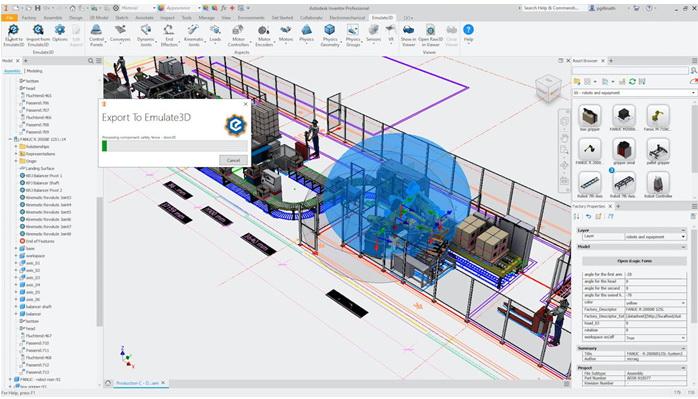 欧特克携手罗克韦尔扩展工厂布局工具的价值  为数字孪生巩固基础