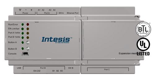 HMS Networks全新Intesis网关使EtherNet/IP和BACnet的通信更容易