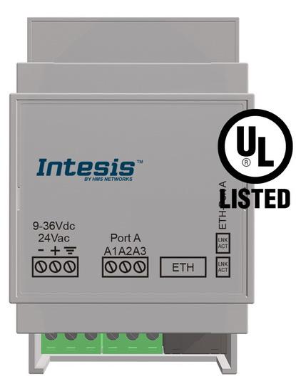 新Intesis网关将电动汽车充电设施集成到基于Modbus的楼宇管理系统中