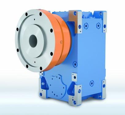 非常适用于塑料行业:诺德提供的挤出机专用工业齿轮箱可承受最大轴向推力