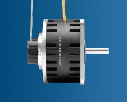 FAULHABER(福尔哈贝)扩大IE3编码器兼容性,可适配大型盘式磁铁步进电机