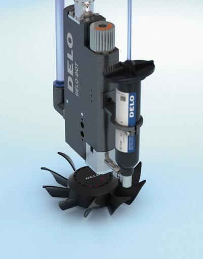 高精确度的不平衡测量、微量点胶和光固化的完美组合