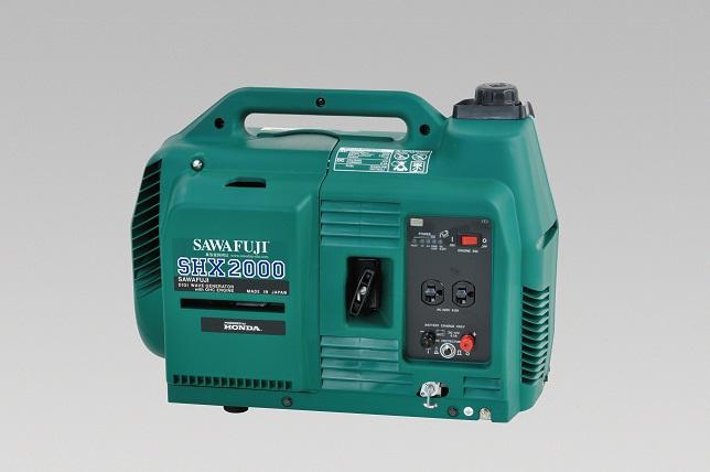 日本本田汽油发电机SHX2000