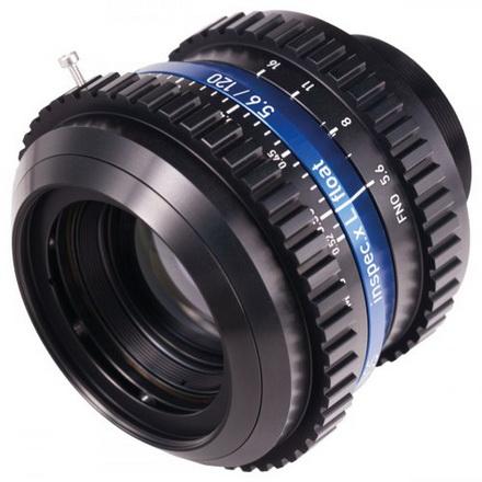埃赛力达推出适用于机器视觉应用的LINOS inspec.X L Float 5.6/120镜头