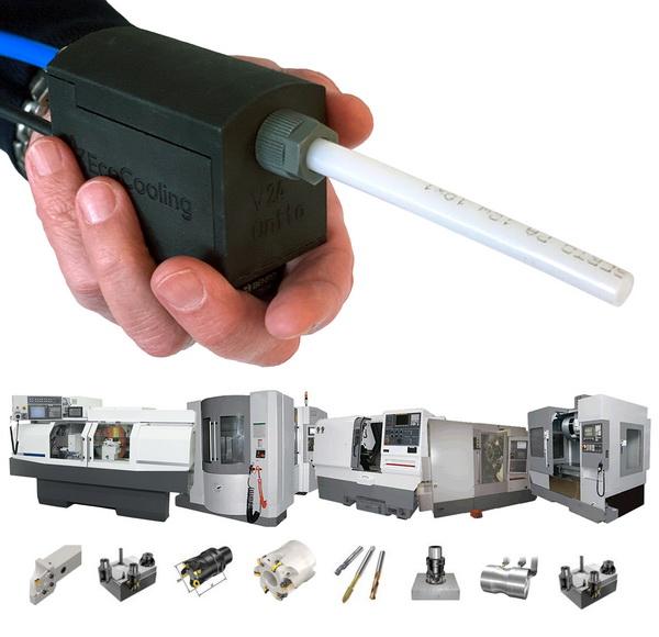 离子化冷却空气代替金属加工液 - 金属工具行业即将迈入绿色清洁时代