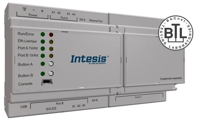 HMS Networks全新Intesis网关让PROFINET和BACnet轻松实现通信