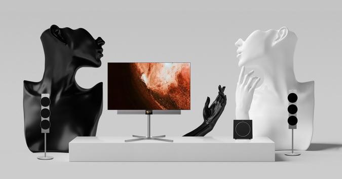 WiSA协会成员创维推出集成无线音频连接功能的美兹雕塑1(Metz Skulptur 1)电视和扬声器