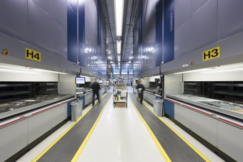 瑞典Weland宣部与新的中国经销商合作,智能仓储解决方案将继续引领全球