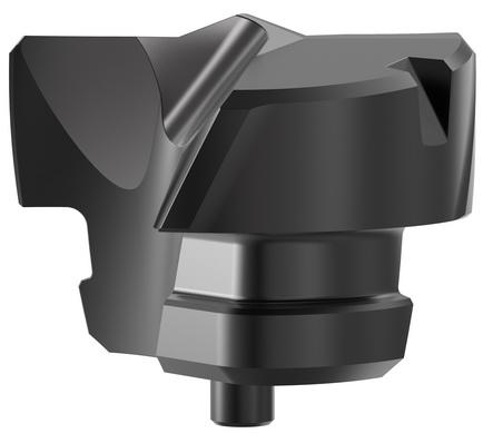 肯纳金属为KenTIP FS推出了平底孔断屑槽型