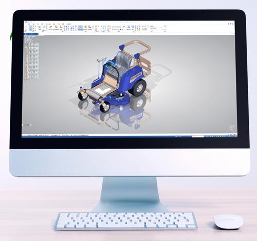 新迪3D设计软件© Nex3D©