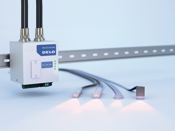 性能更佳,固化更快 - DELO推出结构紧凑、效率更高的 LED 点光源固化灯控制单元