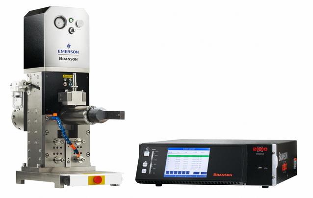 艾默生全新超声波金属点焊机提供可重复的高质量焊接