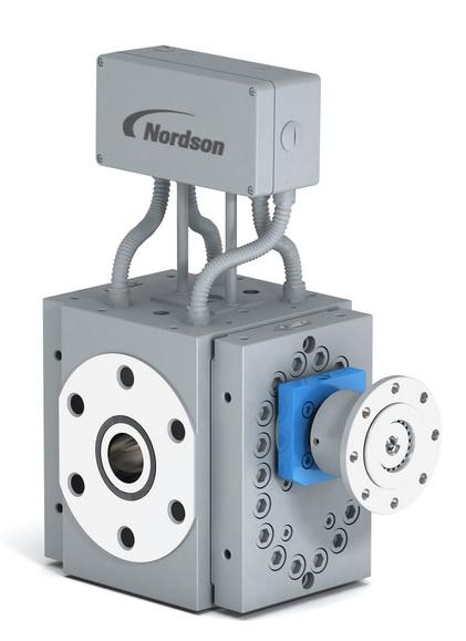 全新设计的大型熔体泵可提高产量、改善产品质量并简化客户对于泵机的选择