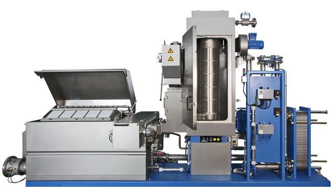 全面的水下造粒系统可提高 ABS 和 SAN 的生产效率、颗粒质量和经济性