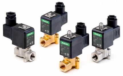 艾默生电磁阀ASCO™ 256/356助力客户实现更紧凑的设备设计