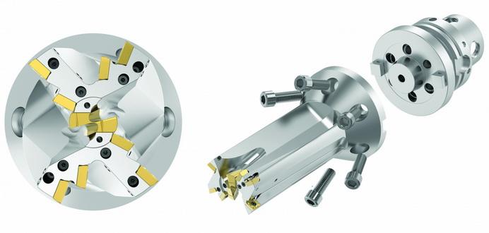 肯纳金属推出FBX钻头,用于航空部件高速加工