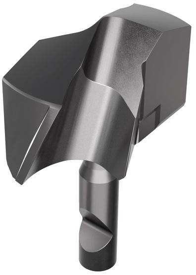 威迪亚TOP DRILL™ Modular X(TDMX)模块钻头系列拓展--用于不锈钢和超级合金的加工