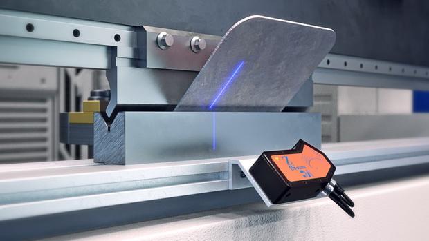 Vision Components推出OEM激光轮廓仪,用于钣金折弯机的实时角度测量